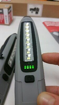 wurth rechargeable led handlamp