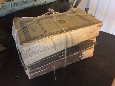 Antique French Decorative Books