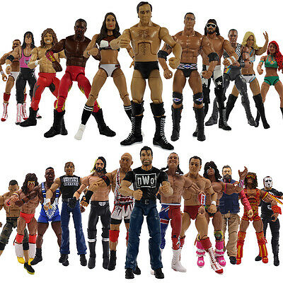 WWE NXT WCF Action Figure Wrestler Basic & Elite Series Wrestling Character Toys