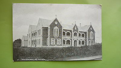 EARLY 1900s SOUTH AUSTRALIAN POSTCARD, MOUNT GAMIBER NEW CONVENT