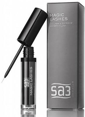 SA3 Magic Lashes Wimpernserum 4ml Wimpern und Augenbraun Wachstums Fluid