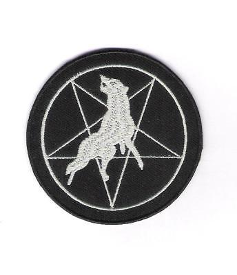 patch embroidered / écusson thermocollant Marduk