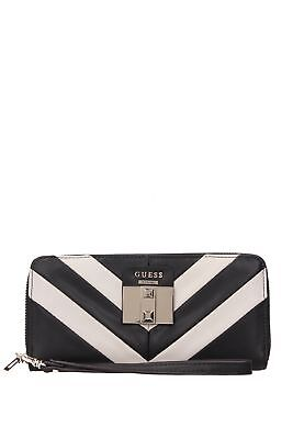 Brieftasche Guess rebel roma slg Damen - Polyurethan (VC653146)