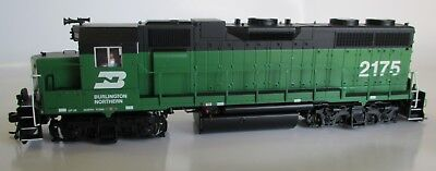 Atlas Master Series HO GP38 Locomotive BN 2175 Burlington Northern