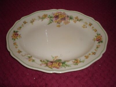 "Royal Doulton ""Wattle"" Small Platter D5156 c.1933"