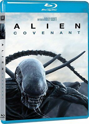 "Blu Ray  ""alien Covenant""  Precintada"