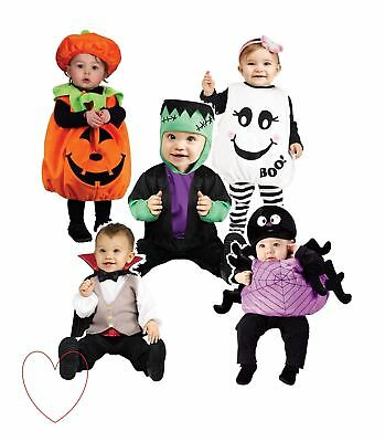 Toddler Halloween Costume Outfit Fancy Dress Baby Grow Jumpsuit 12 18 24 months