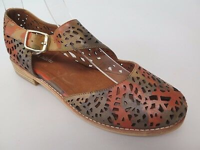Django & Juliette - new ladies leather sandal size 37 #57