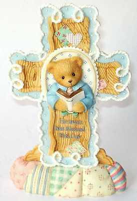 Heaven Has Blessed This Day Original Cherished Teddies Teddy Bear New 303208