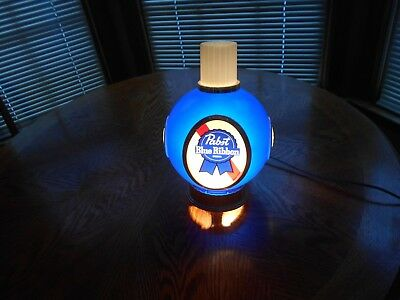 Vintage Pabst Blue Ribbon Beer hanging light