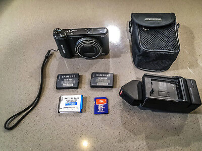 Samsung Smart WB850F 16.2 MP Camera - WIFI, 21X Optical Zoom, Great For Travel