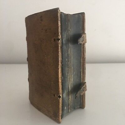 1670: An Alphabetical Guide To The Devil And Hell - Occult - Rare - Pigskin