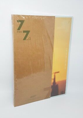 K-POP GOT7 7 for 7 [GOLDEN HOUR Ver.] CD+Booklet+3p Photocard+Lyrics Book Sealed
