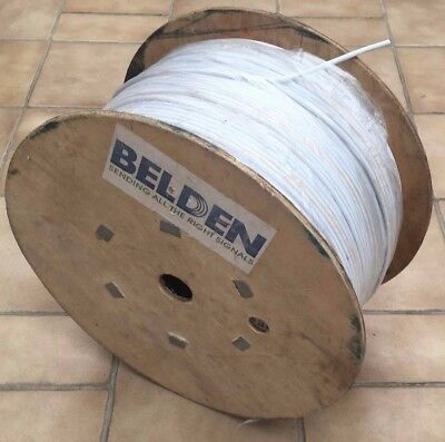 Belden RA7000 Coaxial Cable, Low Smoke Zero Halogen (LSZH) Sheath 500m reel 75 Ω