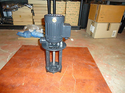 Technotrans, Kta 40/170, Pump, W/ Motor, 440Vac,60,hz,cat#kta 40/170-Zx, New