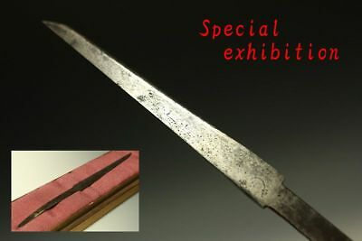 Japan Antiques edo Good KOZUKA menuki koshirae tsuba fuchi kashira sword parts