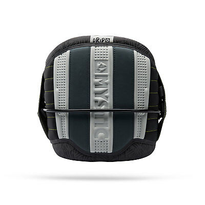 Mystic DRIP Kitesurf Harness 2018 - Black/Grey