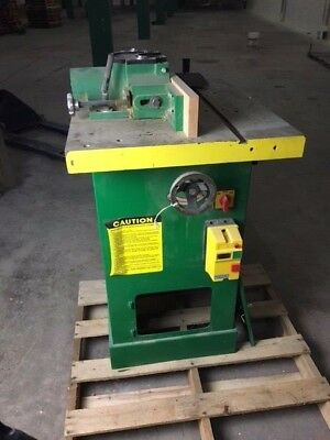 Woodtek® 2 Speed 3Hp Reversible Shaper / Router
