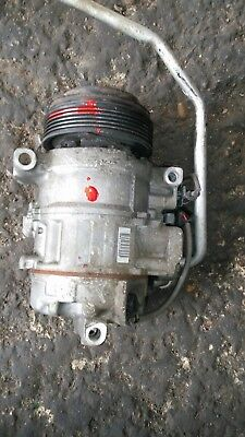 BMW E81 E82 E87 E90 E91 E92 N47 Engine A/C Air Conditioning Compressor 6987862