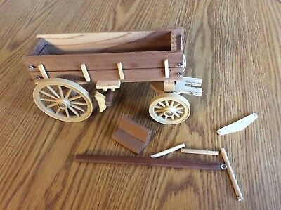wagon righ size for smaller breyer horses