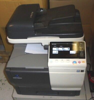KONICA MINOLTA BIZHUB C3350 with only 37K RENT FROM AS LITTLE AS £25 PER MONTH