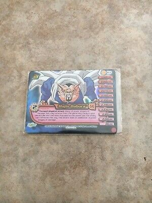 DBZ CCG World Games saga Hero MP Pikkon Level 1-3 Plus HiTech Opened LIMITED