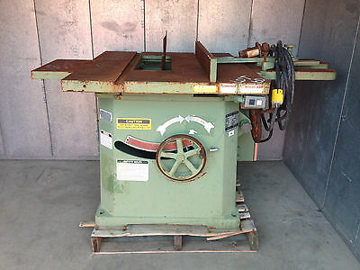 Table Saw - Northfield - $850 - Works, motor tested