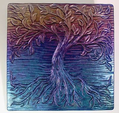 Tree of Life Texture - Glass Fusing Mold