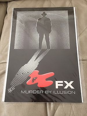 FX Murder By Illusion - Cinema Lobby Poster