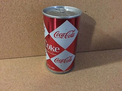 Coca Cola coke diamond can KY