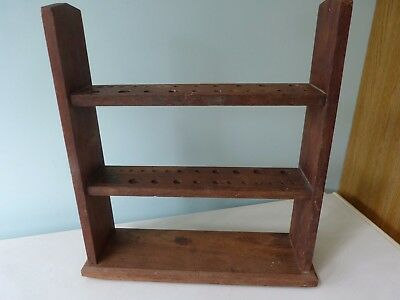 Vintage Small Wooden Shelving/Rack