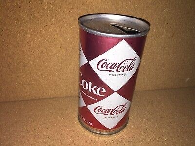 Coca Cola coke diamond can packers