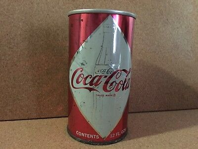 Coca Cola coke can diamond