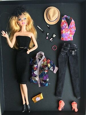 Barbie Muse OOAK haute Couture