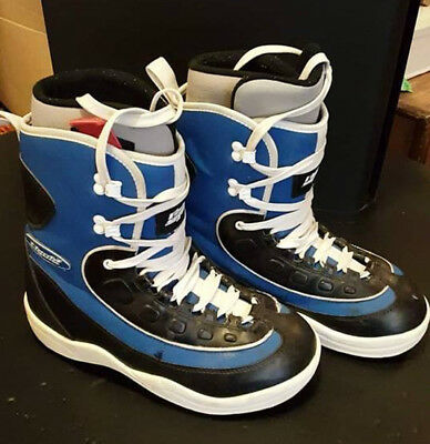 Men's Liquid Snowboard Boots US Size 10 used condition with some wear