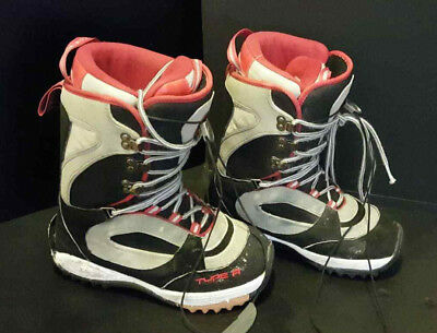 Type A Snowboard Boots US Size 6 -- May need minor repair