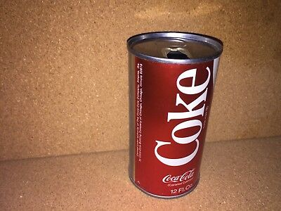 Coca Cola coke can USA