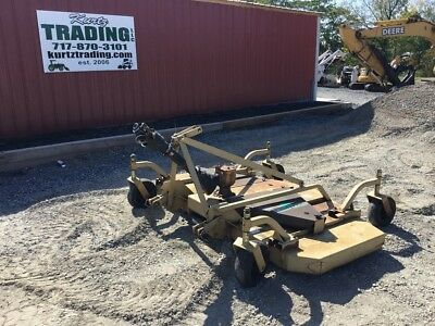 """90"""" 3PT Land Pride 90"""" Finish Mower for Compact Tractor!"""