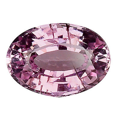 0.725 Cts  Superior Sparkling Pink Natural Sapphire Oval Gemstones