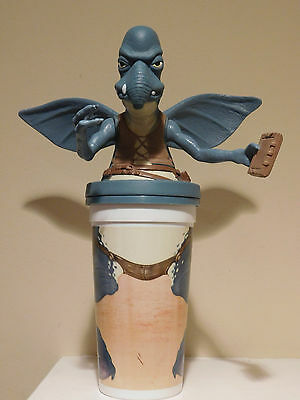Watto 1999 Star Wars Episode 1 Figure Topper W/orig Cup Taco Bell Pepsi