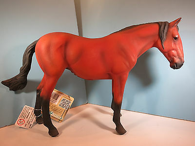 CollectA Lusitano Mare Horse Figurine-Red Bay-1:12th Deluxe Scale-New