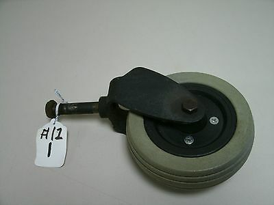 Invacare Pronto M51 Sure Step Anti-Tip Wheel Caster Tire Assemby w/Fork Buying 1