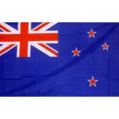 New Zealand 4 x 6' Banner National Flag 120cm x 180cm