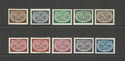 Poland Polska ~ German Occup. Generalgouvernement Official 1940-43