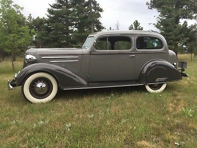 1936 Chevrolet Master Delux Town Sedan all car