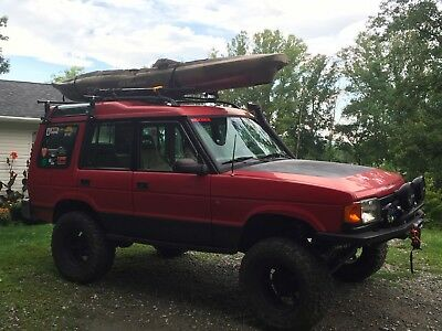 1995 Land Rover Discovery SE 1995 land rover discovery