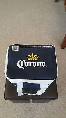 Corona thermal insulated cooler w/ bottle opener