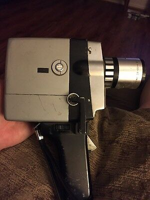 Yashica Super 8 25 Film Camera with single frame animation