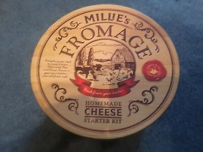 Mad Millie Deluxe Millies Fromage Complete Cheese Making Kit Just add milk
