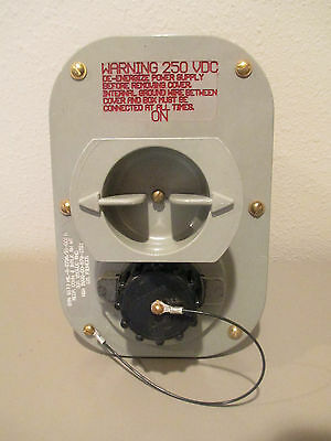 New, US Pioneer 5999-00-879-1521 Receptacle Connection & Interlock Switch